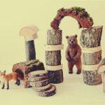 lem kayu untuk mainan anak
