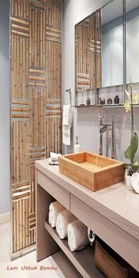 Lem Untuk Bambu