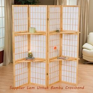 Supplier Lem Untuk Bambu Crossbond