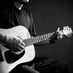 suara gitar