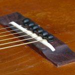bridge gitar mau lepas