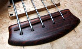 bridge gitar