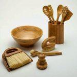 alat makan bambu