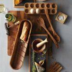 alat makan kayu