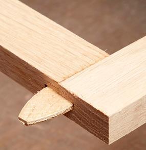 sambungan biskuit memerlukan agen lem kayu konstruksi crossbond