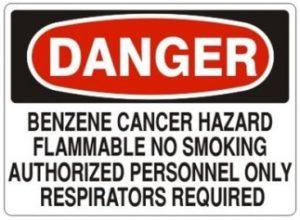 bahaya benzena
