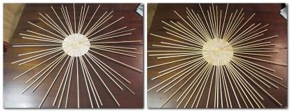 figura etnik bambu