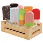 mainan kayu es krim